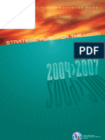 Strategic Plan ITU 2004-2007