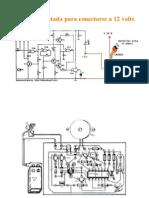 Alarma Antillobo Adaptada Para Conectarse a 12 Volts