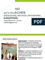 Teaching Approaches