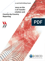 Beps Action 13 Guidance Implementation Tp Documentation Cbc Reporting