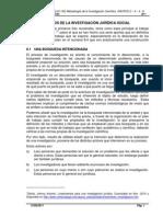 Metodos de La Investigacion Social - Ing. Teodoro Pozo Uribe