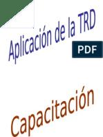 Implementación de La Trd