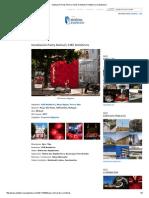 Instalación Party Animal _ LIKE Architects _ Plataforma Arquitectura
