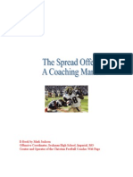 A Manual for Running The Spread Offense