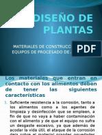 2. Materiales para el  Diseño de Plantas[1]