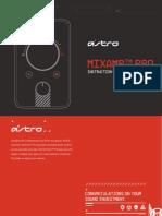 MixAmp ASTRO Manual