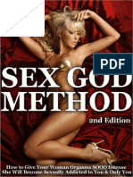 Sex God Method - 2nd Edition
