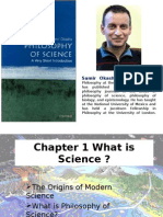 Chapter 1 - What is Science