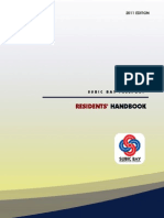 Residents Handbook 2011
