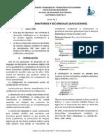 Guia 3 - Circuitos Combinatorios y Secuenciales