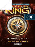 Um Motim No Tempo - Infinity R - James Dashner