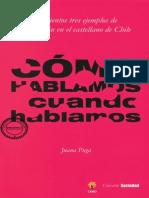 Como Hablamos Cuando Hablamos La Atenuacion en El Castellano de Chile. T.ii. (2013)