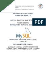 Instalacion de Mysql y Workbench en Linux