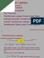 Ppt Te4230 Bab3 Laplace