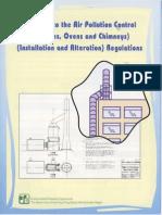 EPD Air Pollution Control - Genset