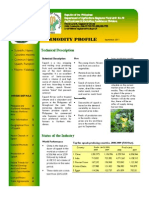 Squash Commodity Profile