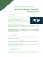 Programa Sinópticos 2015