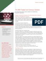 Genesys - IBM Tealeaf
