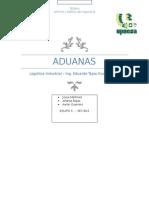 Aduanas LOGISTICA