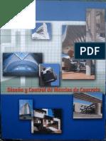 Diseño y Control de Mezclas de Concreto PCA - Kosmatka, Kerkhoff, Panarese y Tanesi.