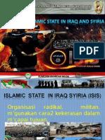 Penyuluhan Hukum  KUMDAM IM Tentang ISIS