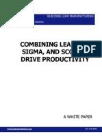 Lean Six Sigma and Scor White Paper