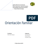 orientacion familiar