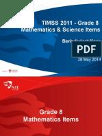 Grade 8 - (Math&Science)