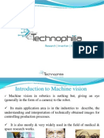 New Machin Vision