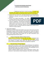 Aspek Hukum Manajemen Konstruksi Pert 4