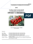SAMPLE COSTS TO ESTABLISH AN ORCHARD AND PRODUCE SWEET CHERRIES