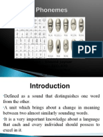 Phonics and Phonemic FINAL