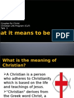 CFC-CLP Talk 3 What It Means to Be a Christian (Ronie Coloma - Brunei)03.24.2012
