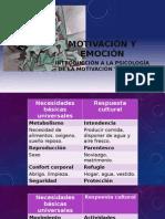 Int. Psic. de La Motivcion y Emoción