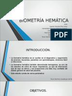 BIOMETRÍA HEMÁTICA (1)