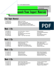 Five Diamonds Team Recommended Tools List 2014v3 3.15.14