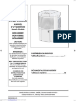 Danby Dehumidifier Manual