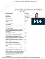 Recruitment in Clerical Cadre in Associate Banks of State Bank of India - Application Form Print.pdf