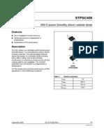 SiC Schottky Example