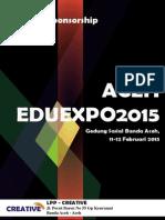 PROPOSAL Aceh Eduexpo