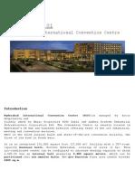 Convention centre Case studies