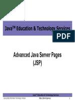 Advanced Java Server Pages (JSP).pdf