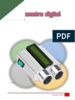 Flexómetro Digital
