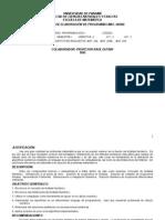(3) Métodos Numéricos, Mat. 240B