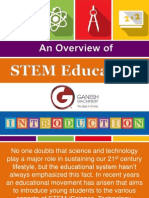 An Overview of STEM Education