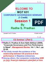 CG Seminar 1B