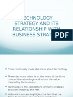 technology strategy ppt