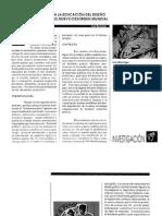 Notas para la educación del diseño gráfico en el nuevo desorden mundial.