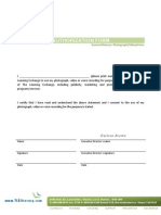 TLE General Authorization Form