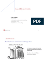 Advanced Physical Models (Heat Transfer)